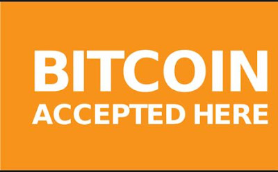 bitcoin accepted here lovecashin.com