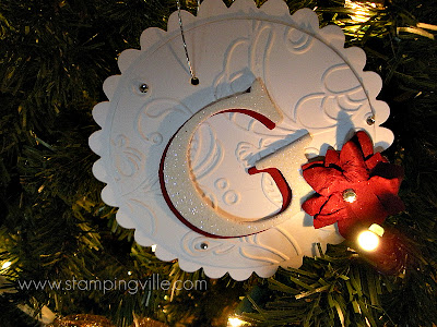 Holiday Craft Ideas - Easy Paper Ornament