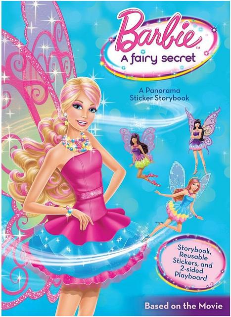 Barbie Fairy Secret Ellen