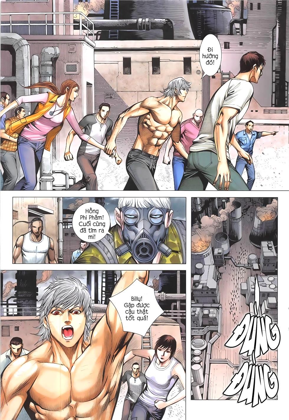 Đại Quân Phiệt chap 55 – End Trang 19 - Mangak.info