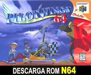 Pilotwings 64 n64