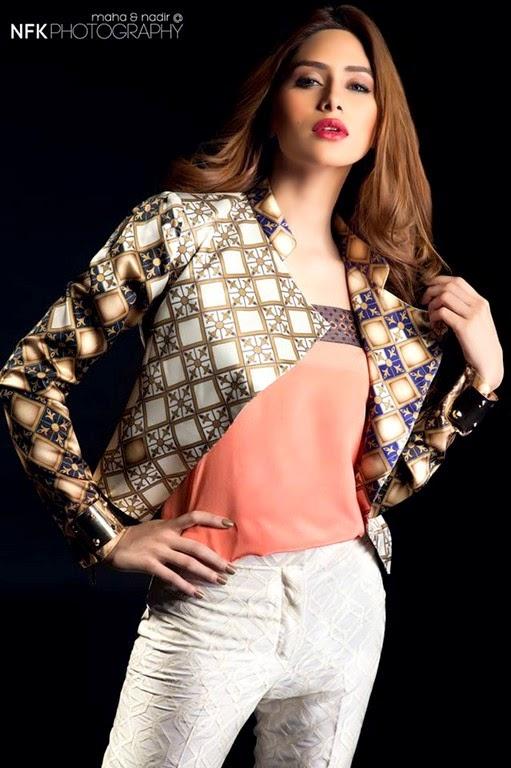 SaniaMaskatiyaPretCollection2014 wwwfashionhuntworldblogspot 11  - Sania Maskatiya Pret Eid Dresses 2014-2015