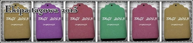 Ekipa tagowa 2013