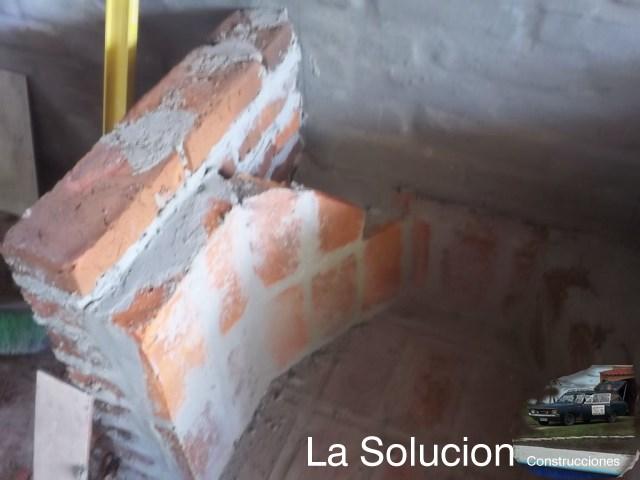 La estufa mas r pida reflectores parte 3 for Chimeneas con pulmon