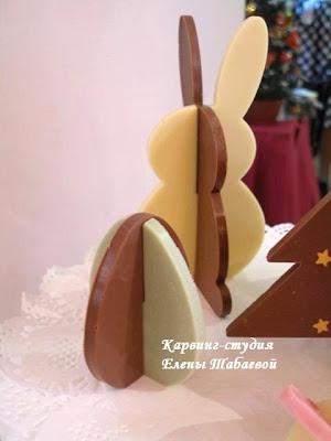 формы для 3D шоколада