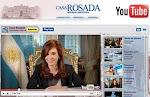 Casa ROSADA en YOUTUBE