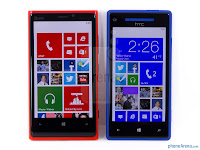 Harga dan Spesifikasi HTC Windows Phone 8X
