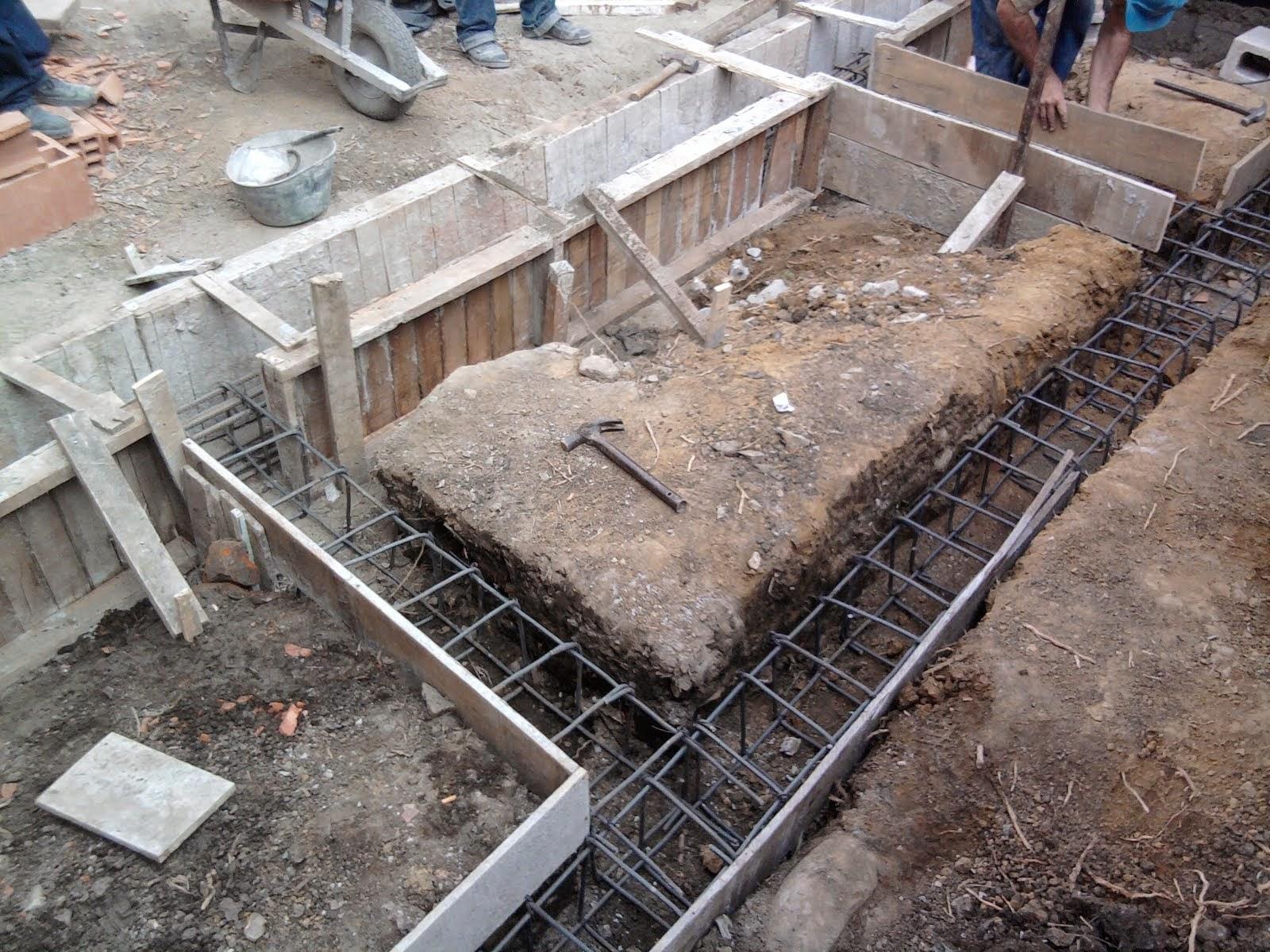Cimientos clasificacion de fundaciones for Como se construye una casa