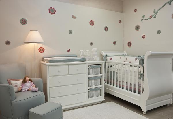 DiCasa9va O essencial em um quarto de bebê pequeno (parte 2) ~ Abajur Ou Luminaria Para Quarto