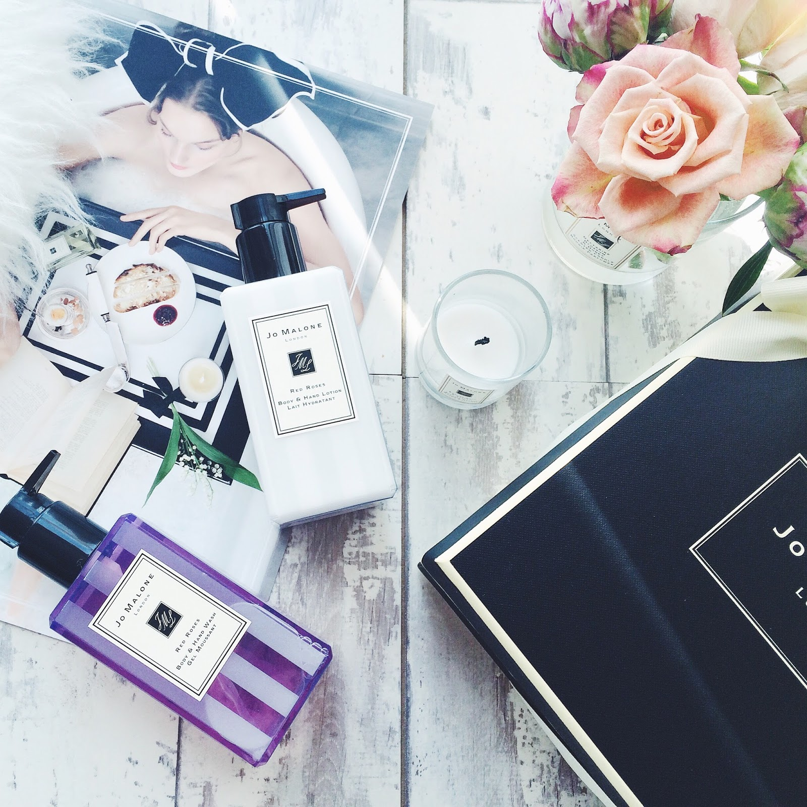 Jo Malone Bath and Body
