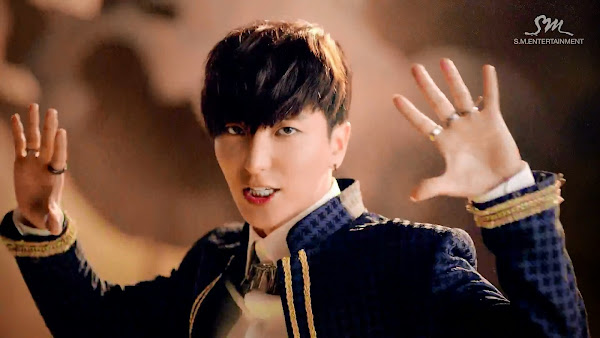 Super Junior Mamacita Leeteuk