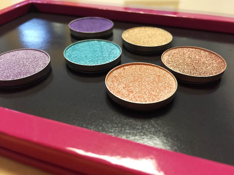 Z Palette, Makeup Geek, Makeup Geek Foiled Eyeshadows, Foiled Eyeshadows, eyeshadow, eyeshadows, palettes
