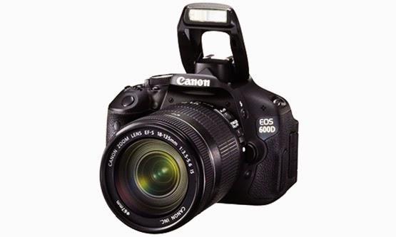 Harga Kamera Canon EOS 600D Murah dan Spesifikasi Lengkap Terbaru