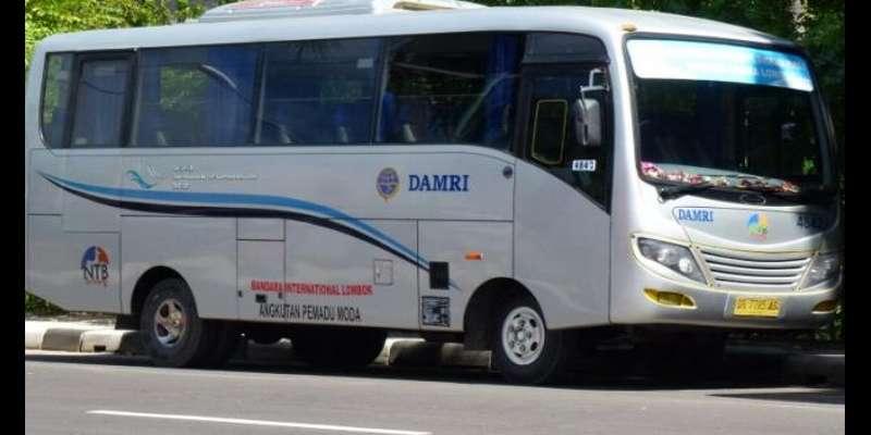 Mengenal Keindahan Pulau Lombok NTB - Transportasi di Lombok