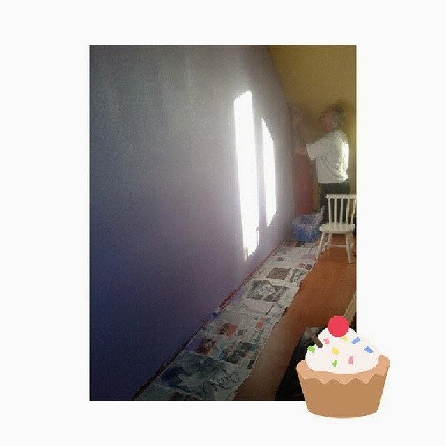 Beautyblogger nieuwe kamer - Kleur muur volwassene kamer ...