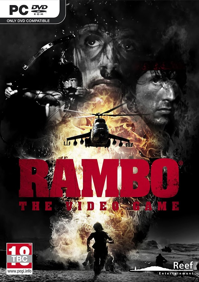 Rambo: The Video Game   PC download baixar torrent