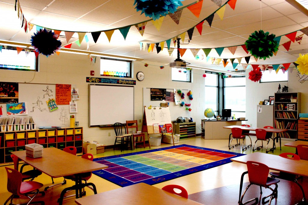 Beautiful Classroom Decoration Ideas ~ Group meeting areas setting up the classroom series