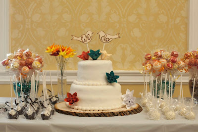 Best Love-Birds Wedding Cake Toppers