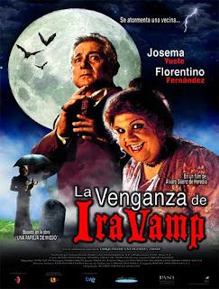 Ver La venganza de Ira Vamp (2010) Online