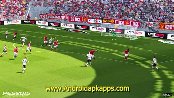 Pro Evolution Soccer 2015 (PES 2015) Full Version Reloaded Free