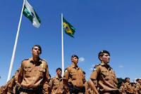 O governador Beto Richa determinou nesta sexta-feira (27/09) a nomeação de mais 2.226 policiais militares aprovados em concurso público no início deste ano