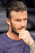 Foto dan Biodata Lengkap David Beckham