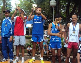 Vencedor:Israel dos Santos -E.C. Cruzeiro - BH