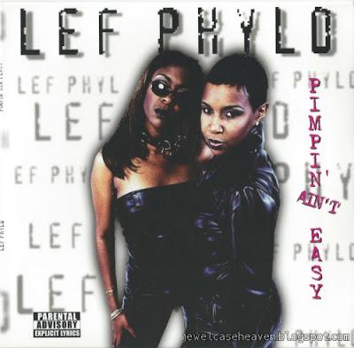 Lef Phyld Pimpin' Ain't Easy
