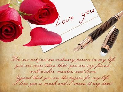 Romantic SmS For Boyfriend