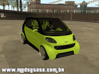Smart Alienware para GTA San Andreas