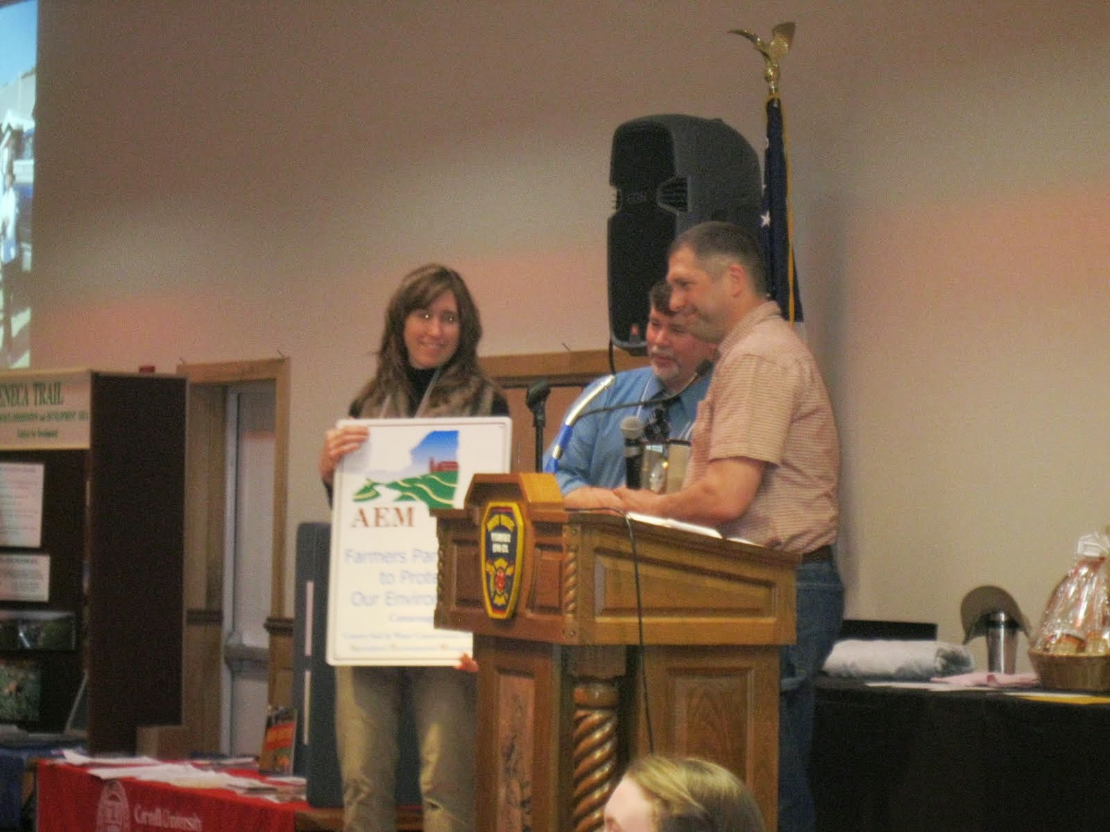 2014 Conservation Farmer Of The Year - Timothy Ploetz