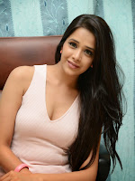 Abha Singhal Glam pics at New movie lanch-cover-photo