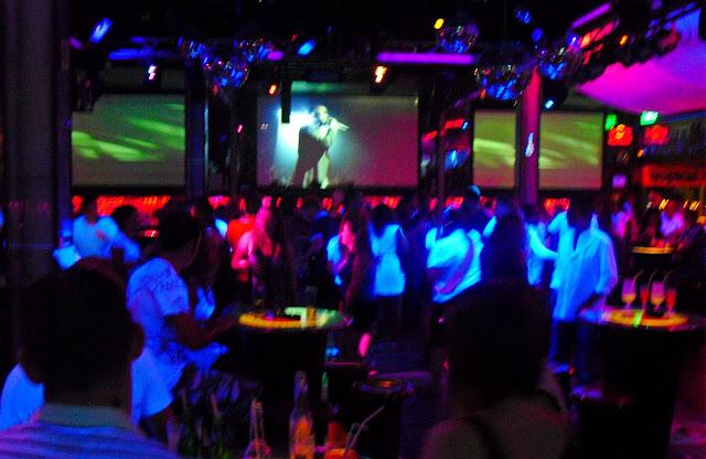Lanzarote Canarias discoteca pub