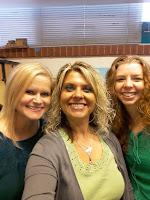 Christi, Stacey & Becky