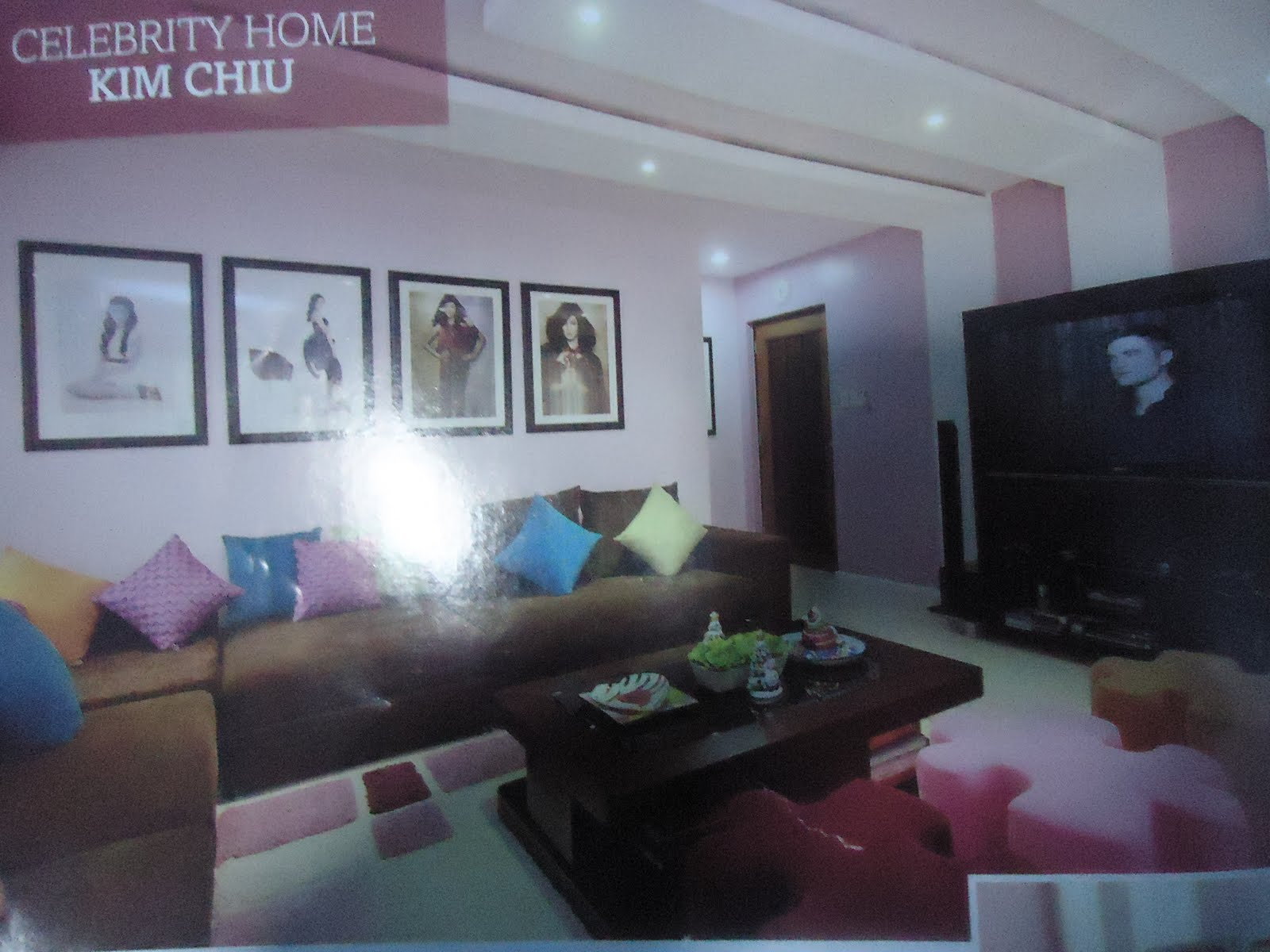 Home Sweet Home: Kim Chiu's New House Kim Chiu House