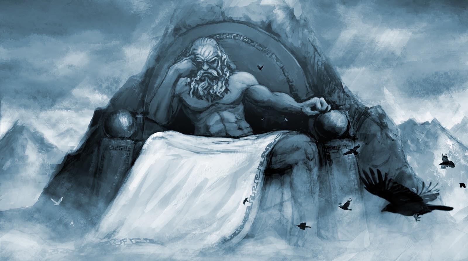 Clément Haumont - blog: Mythologie grecque