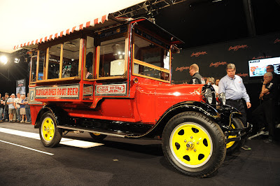 Auctions: Barrett-Jackson 2013 - Odds and Ends from Friday's Festivities