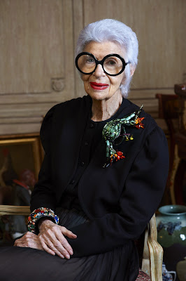 Iris Apfel