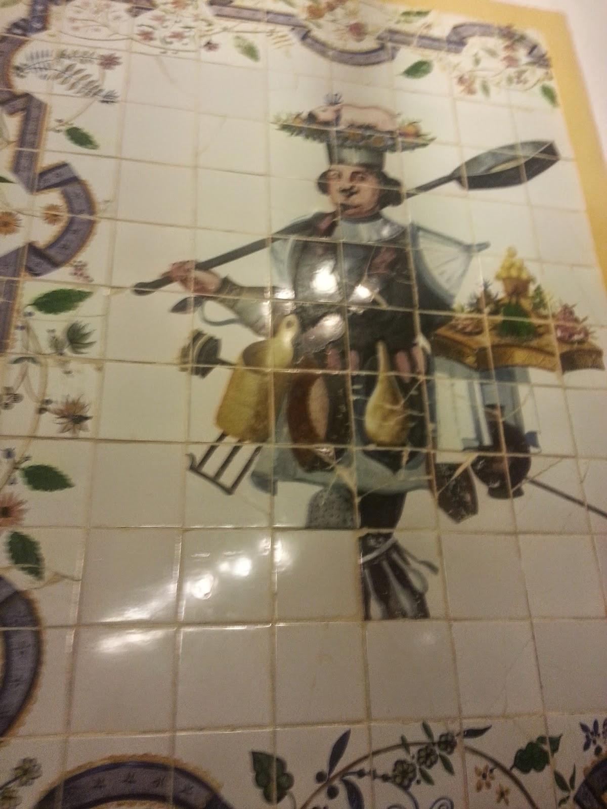 Barrio de las Letras. Madrid. El Lacón. Inspección Tabernaria