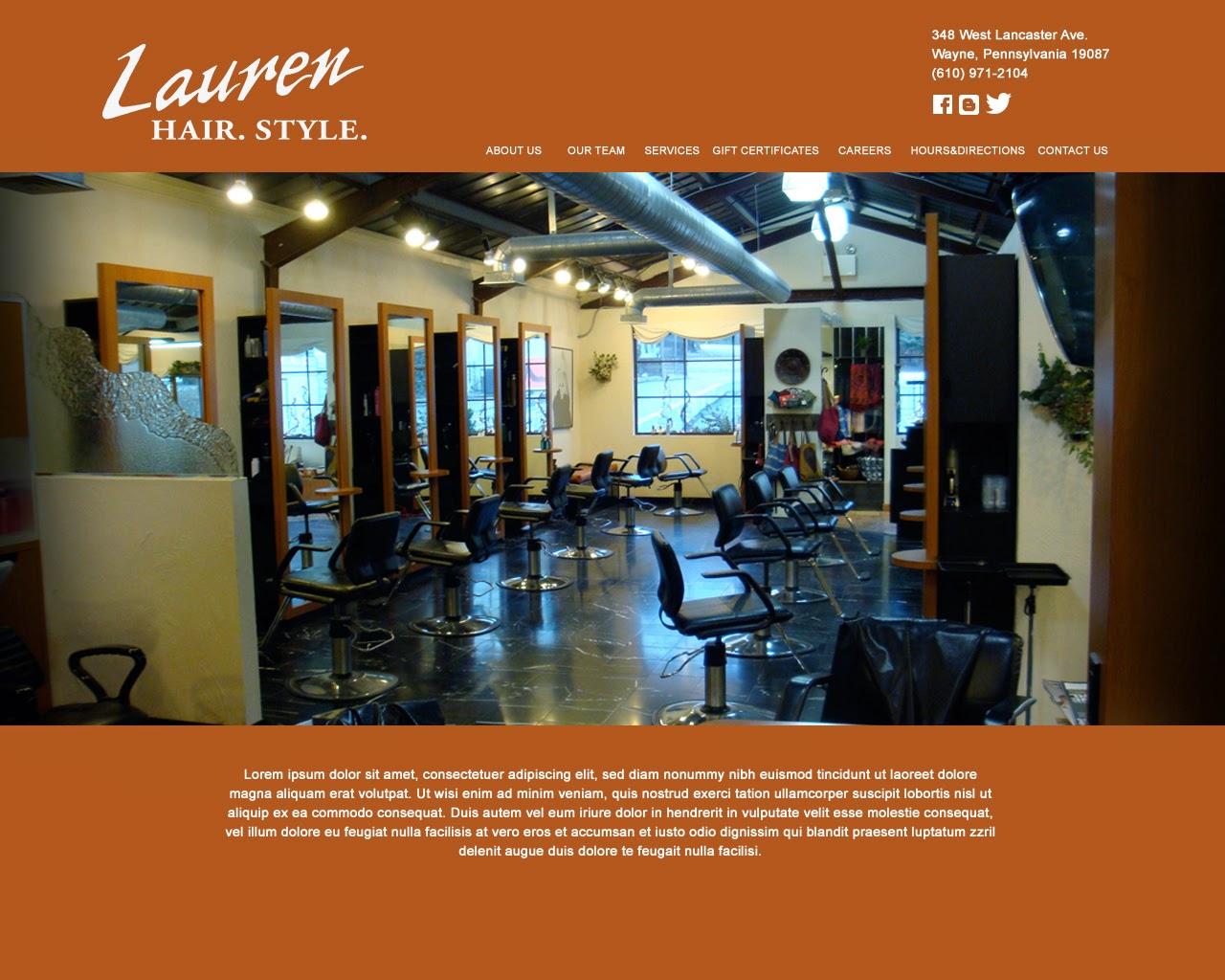 www.laurenhairstyle.com