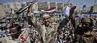 la proxima guerra yemen militares rebeldes choques saleh