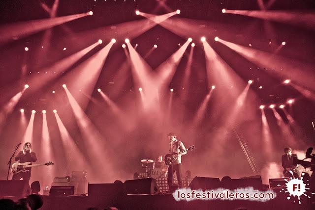 Arctic Monkeys, FIB, 2013, Concierto, Directo, Live