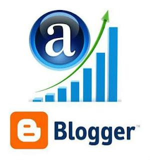 Alexa Blogger Eklemek