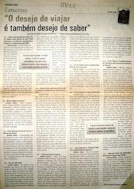 Jornal ABXZ - CAMINHO DAS LETRAS
