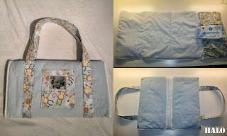Homemade diaperbag