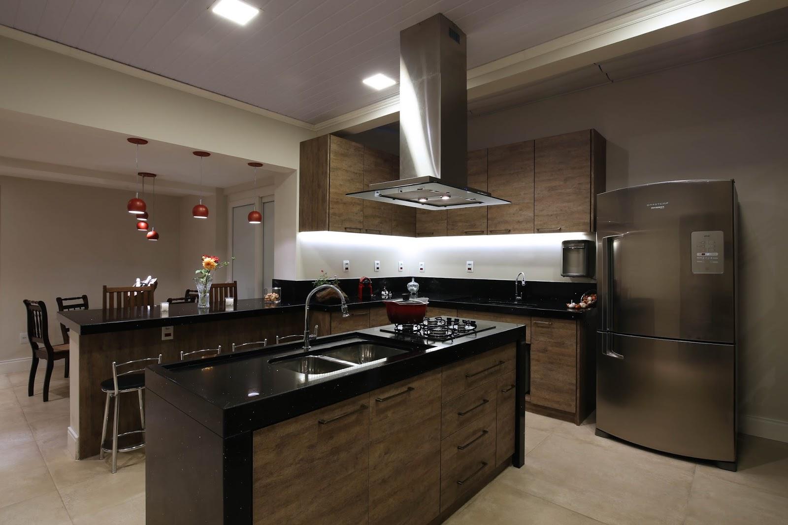 Ilha Cozinha Cozinha Com Ilha Cozinha Planejada Com Bancada Em