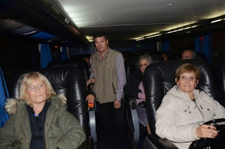 Jubilados de Lincoln viajaron a Córdoba
