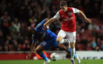 Arsenal FC 0 - 0 Olympique Marseille (1)