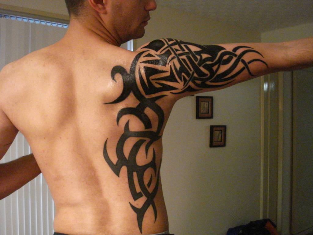 The best tribal tattoo designs for men