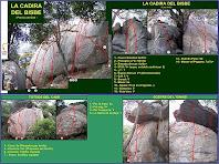 Vies d'escalada de les Roques de l'Ignasi